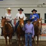 14 Class Champions Lesley, Dusty, Megan